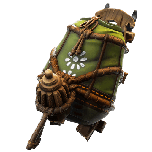 Crafted Carrier Back Bling icon