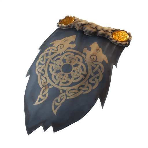 Crested Cape Back Bling icon