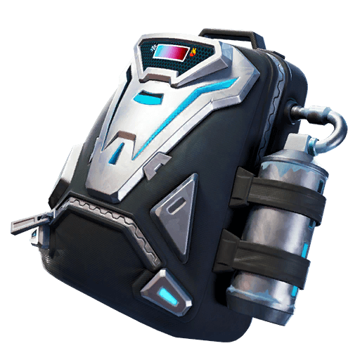 Cryo Chamber Back Bling icon