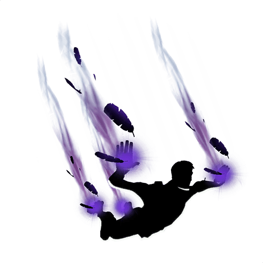 Dark Feathers Contrail icon
