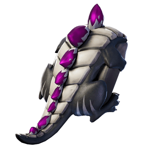 Dark Scaly Back Bling icon