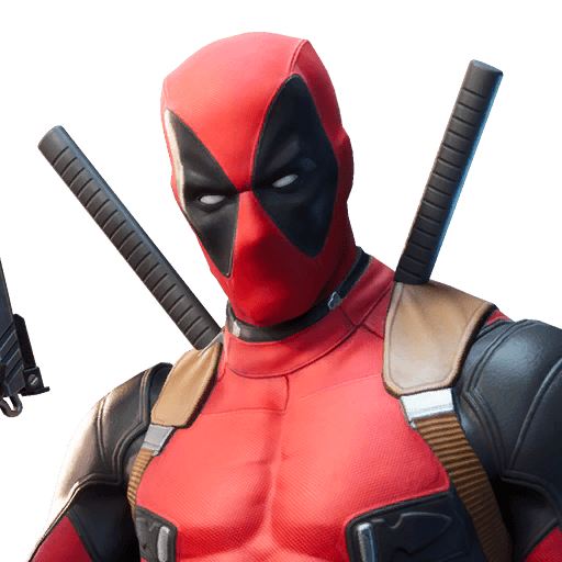 Deadpool Outfit icon