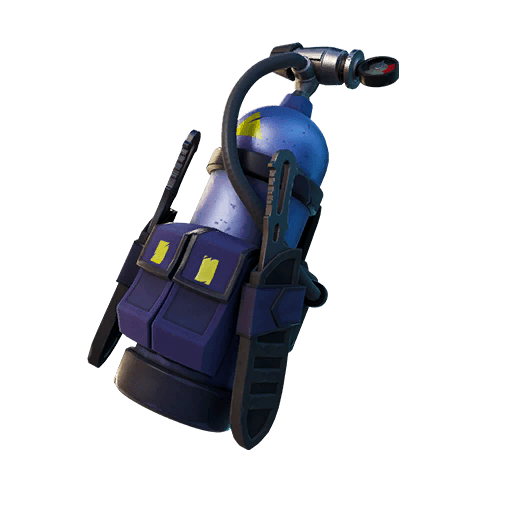 Deep Dive Back Bling icon
