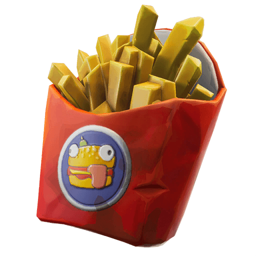 Deep Fried Back Bling icon