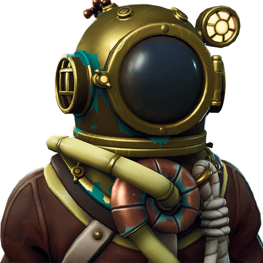 Deep Sea Destroyer Outfit icon