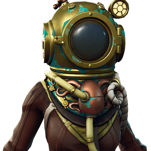 Deep Sea Dominator Outfit icon