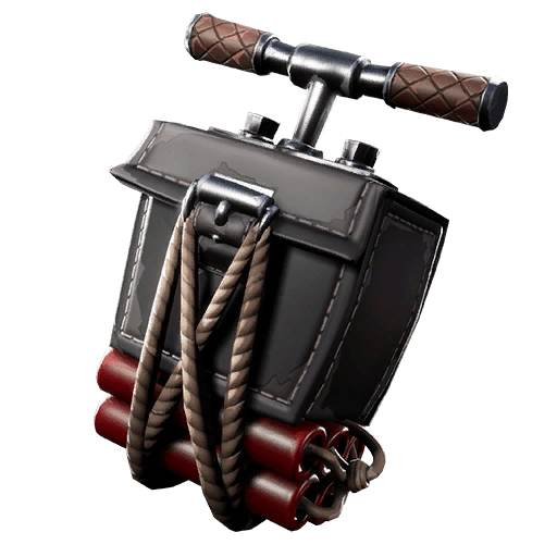 Detonator Back Bling icon