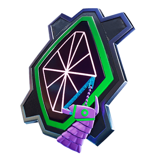 Diamond Grid Back Bling icon