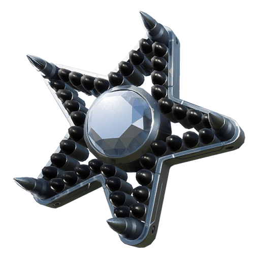 Diamond Star Back Bling icon
