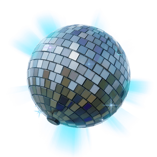 Disco Ball Back Bling icon