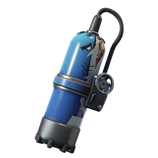 Diving Tank Back Bling icon