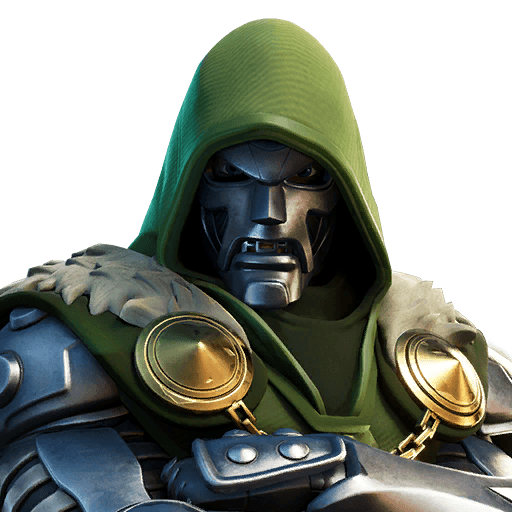 Doctor Doom Outfit icon