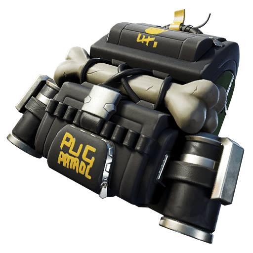 Doggie Bag Back Bling icon