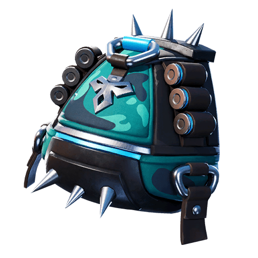Dry Bag Back Bling icon