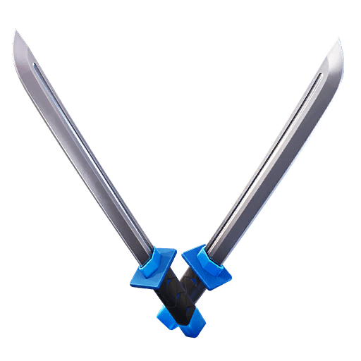 Dual Katanas Pickaxe icon