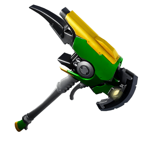 Emerald Smasher Pickaxe icon
