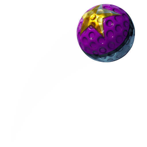 Fancy Golf Ball Toy icon