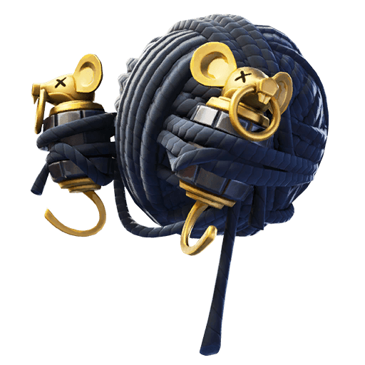 Feline Fun Back Bling icon