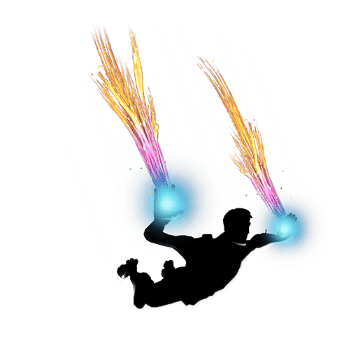 Fiber Optics Contrail icon