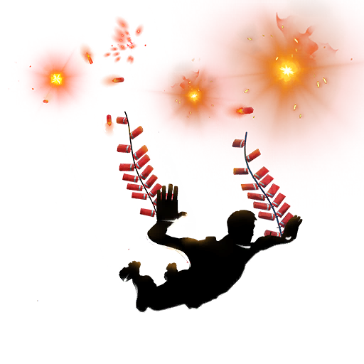 Firecracker Freefall Skydiving Trail icon