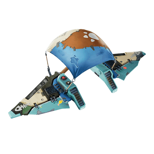Fishy Flier Glider icon