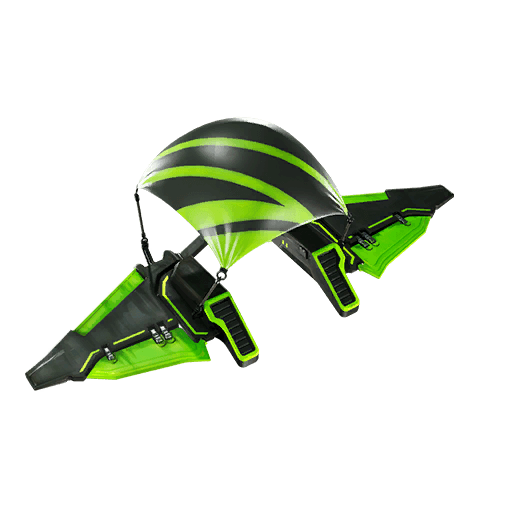 Fluorescent Flier Glider icon