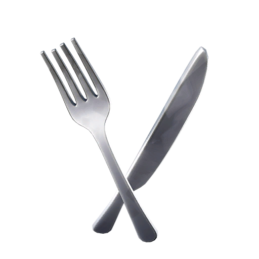 Fork Knife Pickaxe icon