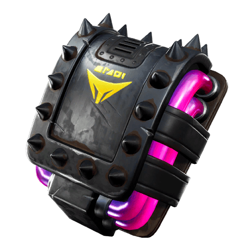 Foxpack Back Bling icon