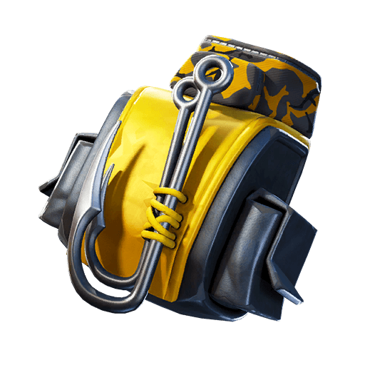 Fresh Catch Back Bling icon