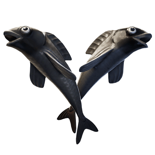 Fresh Fish Pickaxe icon
