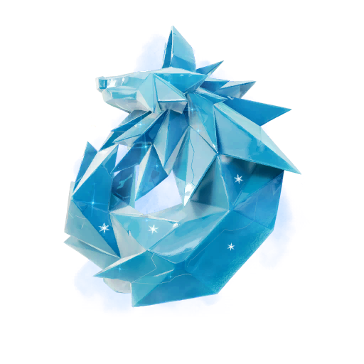 Frosty Fox Back Bling icon