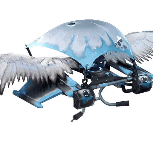Frozen Feathers Glider icon
