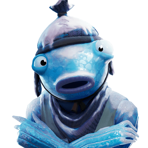 Frozen Fishstick Outfit icon