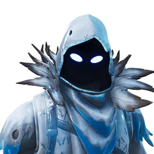 Frozen Raven Outfit icon