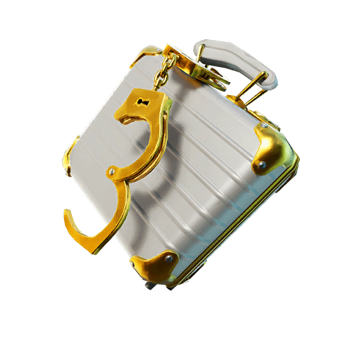 Double Agent Hard Case Back Bling icon