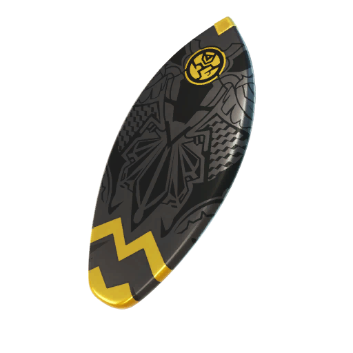GHOST Skimboard Back Bling icon