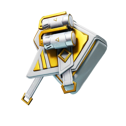 Double Agent Stripe Back Bling icon