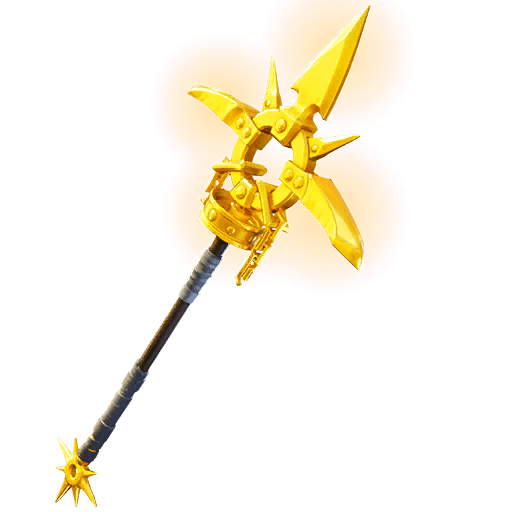 Gilded Scepter Pickaxe icon