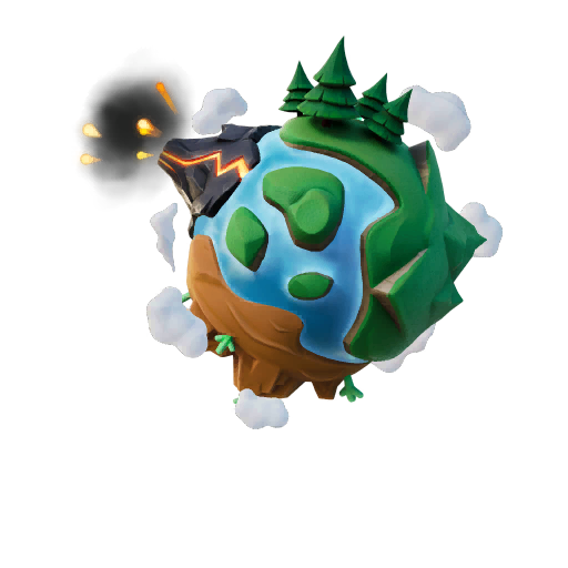 Globee Back Bling icon