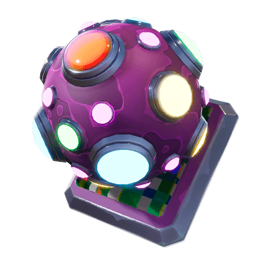 Glow Show Back Bling icon