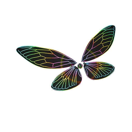 Glow Wings Glider icon