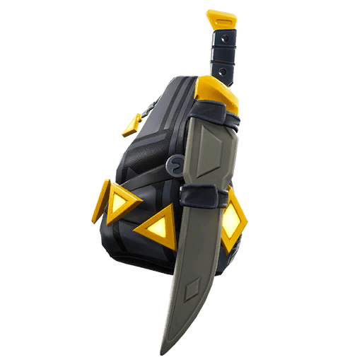 Go Bag Back Bling icon