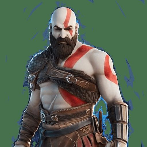 Kratos Outfit icon