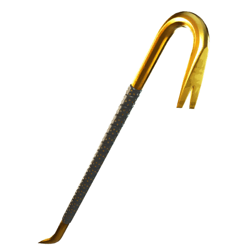 Gold Crow Pickaxe icon