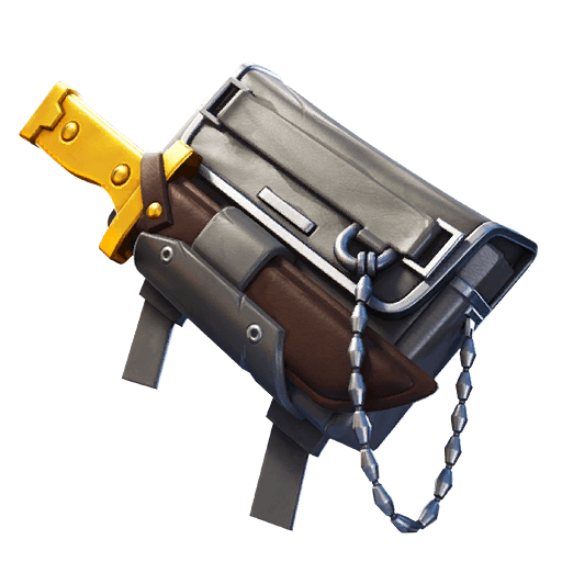 Gold Dagger Pack Back Bling icon