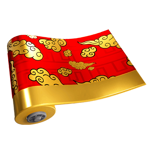 Golden Clouds Wrap icon