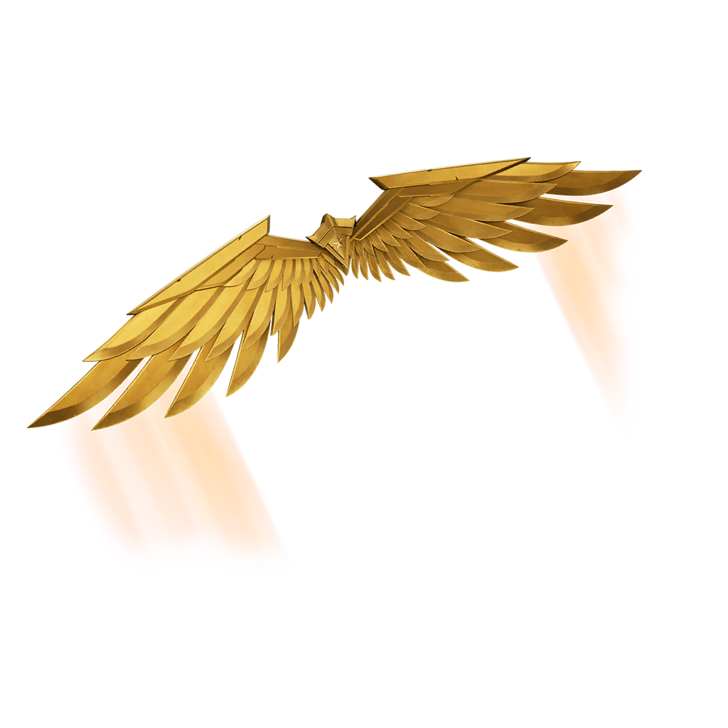 Golden Eagle Wings Glider icon
