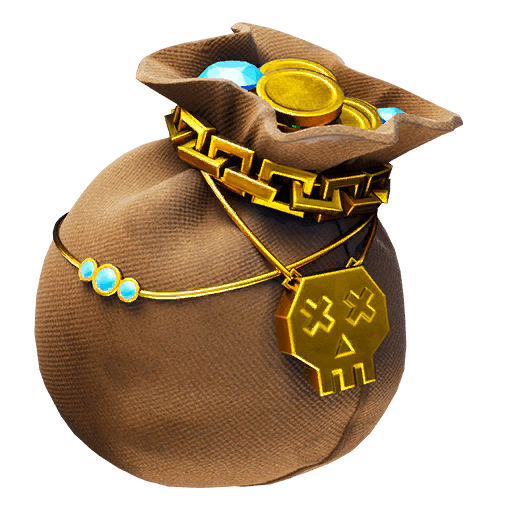 Goldy Lock Back Bling icon