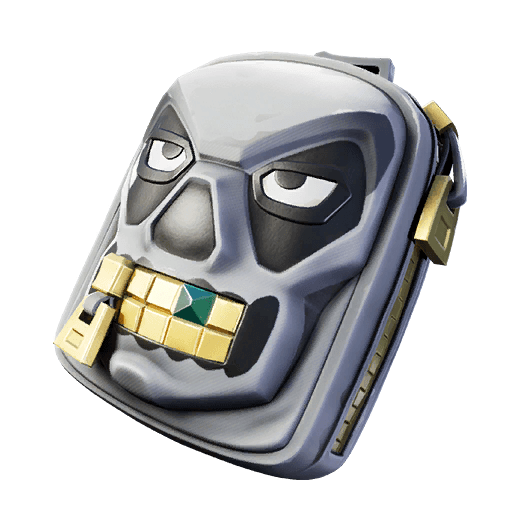 Grinning Ghoul Back Bling icon