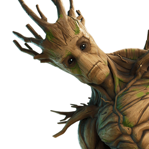 Groot Outfit icon